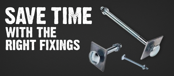 Fixings, Peppard Building Supplies, Reading, Henley