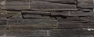 Tier standard range in slate - stocked by Peppard Building Supplies