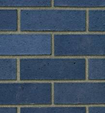 Peppard Building Supplies in Reading now stock Ibstock Class B perforated engineering blue 65mm bricks.