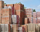 Bricks supplied through Peppard Building Supplies in Reading