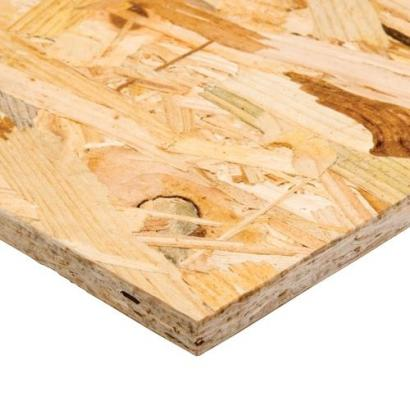 Peppard Building Supplies can stock Kronospan's OSB3 Oriented Strand Sterling Board - 2.44m x 1.22m x 18mm